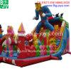 Grande Bouncer gonfiabile, città di divertimento del superman di divertimento (BJ-AT77)