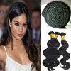 Человеческие волосы бразильянина девственницы 5A подарка рождества Unprocessed