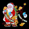 Дед Мороз & стикеры Дед Мороз (SD2111)