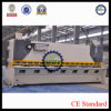 QC11K-12X4000 CNC Shearing hidráulico, CNC Hydraulc Steel Plate Cutting Machine