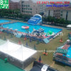 Água Park Slides para Sale (Mobile Water Park-015)