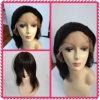 Парики шнурка человеческих волос передние (BHF-HW001)