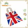 De promotie van de Britse van de Grootte van de Douane StandaardZak Katoenen van de Vlag Totalisator van het Canvas