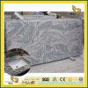 床タイルの装飾のための自然な帝国金の大理石の石の平板