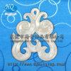 方法宝石類の貝のペンダント(A-XL007)