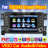 GPS van de Auto DVD van Vitara van Suzuki Navigatie RadioBluetooth