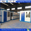Prefabricated Steel Frame Sandwich Panel House Container of Steel Structure Building Materials
