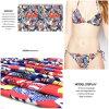 Neues Trend Printed Olyester Spandex Fabric für Swimwear