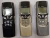 جديدة يكيّف [نوكيا] 8850 [موبيل فون] كلاسيكيّة يفتح يجدّد إلى جديدة مع شريكات