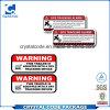 GPS impreso actualización que sigue las etiquetas engomadas de Lables