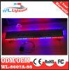 colore rosso d'avvertimento/azzurro della barra chiara delle 47  88W polizie LED