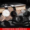 Yxl-324熱い販売の良質のステンレス鋼の人の腕時計の水晶ファッション・ウォッチの最も安いDw様式の卸売2016年
