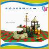 子供(A-15001)のためのヨーロッパ規格の海賊船の屋外の運動場