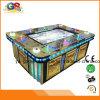 Arcada de la máquina de juego de juego de los pescados del lanzamiento de la diversión del paraíso de los mariscos