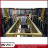 Сверхмощная деревянная мебель индикации ткани для изготовленный на заказ магазина мужская одежда