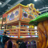 Slide de plástico para uso infantil indoor com balanço para crianças com desconto
