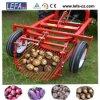 農場トラクターの取付けられたタマネギのポテト収穫機(AP90)