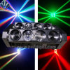 Spin 8*10W RGBW 4in1 LED Beam Light