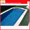 Mejor-Drenaje del césped artificial para el diseño comercial de la piscina del paisaje