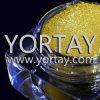 Polvo real de destello del pigmento de la perla del piso del mármol del oro