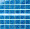 48X48mm Blauwe Carckle verglaasden de Ceramische Tegel van het Mozaïek van de Pool (BCK662)