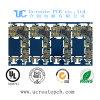 Placa de circuito do PWB do furo cego para eletrônico com alta qualidade