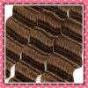 Человеческие волосы Weft Loose Deep Wave 14inches Remy бразильские