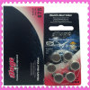 1.4V Zinc Ari Battery Hearing Aid Battery A675