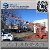 Cuerpo de desplazamiento resistente del carro de la recuperación del rotor de 50 toneladas