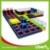 Adapté aux besoins du client, parc commercial de trempoline de taille de 22.6*28.5*4.5m (peut être Customzied)