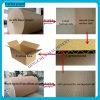 Het Goede Document van uitstekende kwaliteit van Kraftpapier van de Draad & Plooiend Document die Machine maken