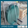 Aangemaakt/gebogen het Gehard glas/het Glas van de Bovenkant van de Lijst/het Glas van het Meubilair van de Keuken
