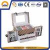 Klassischer Schönheits-Fall mit Fach-Aluminiumkasten (HB-1011)