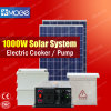 sistema de energia portátil de painel 1000W solar