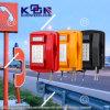 Boîte industrielle imperméable à l'eau Knsp-18 d'appel téléphonique de Koontech SOS