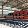 Cimento Clinker Usage Belt Conveyor Idler Roller com Carton Steel