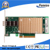 10g Fiber Optic Network Card, 10g Pcie X8 Lane Single Port Server 근거리 통신망 Card