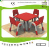 Kaiqi Childrens Table und Stühle Square Shape - Many Colours Available (KQ10183B)