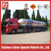 Welle 56000L 3 Fuwa LPG Tanker-Gas-halb Schlussteil