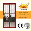 실내 알루미늄 문 (SC-AAD031)를 미끄러지는 경제 판매 디자인