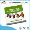 Impresión del libro/del compartimiento/del catálogo del cocinero de la cubierta suave con alta calidad