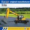Excavador de la rueda del funcionario Xe60W 6ton de XCMG (más modelos para la venta)