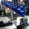 4X10W RGBW 4in1 bewegliches Hauptlicht des Träger-LED