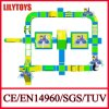 Lilytoys Newest Inflatable Beach Water Park Floating Water Park per Sea (Lilytoys-WP39)