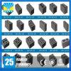 Hydraulischer konkreter hohler Block, der Maschinen-Aufbau-Maschinen-Preis bildet