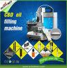 Máquina de rellenar de Cbd del aceite del cigarrillo caliente de la máquina de rellenar de Ocitytimes