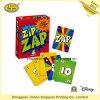 Cartes de jeu de tisonnier de papier de jouet de gosses (JHXY-PC0002)