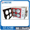 Machine de test de Pilling de laboratoire de 4 positions (GT-C19B)