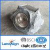 Type solaire en gros Shaped mini nécessaire léger solaire de lumière de jardin de série de lampe de roche du panneau Resin+Glass