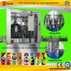 Máquina de enlatado de aluminio automática de la bebida
